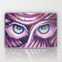 Emotional Eyes Laptop & iPad Skin