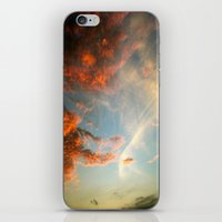 Mexico Sunset iPhone & iPod Skin