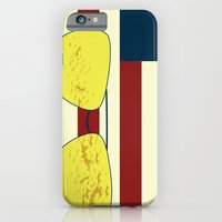 iPhone & iPod Case featuring Flag Phone Case by Blake Smisko
