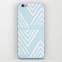 The Mountain Top - In Sk… iPhone & iPod Skin