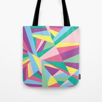 GEOMETRIC PATTERN Tote Bag