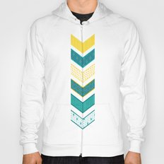 Sunshine Chevron Hoody