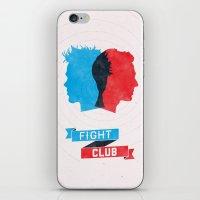 Fight Club iPhone & iPod Skin