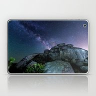Milky Way Rock Laptop & iPad Skin