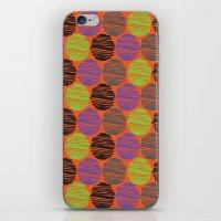 Halloween Pattern iPhone & iPod Skin