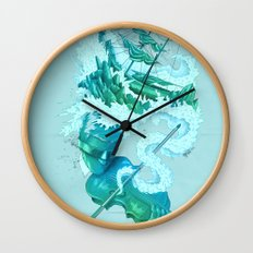 Shipwreck Sonata Wall Clock