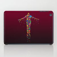 Oblation Flowers iPad Case
