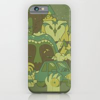 iPhone & iPod Case featuring The Great Outdoors by Emory Allen