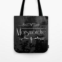 Harry Potter Curses: Mor… Tote Bag