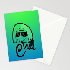 Chilled Musket Stationery Cards