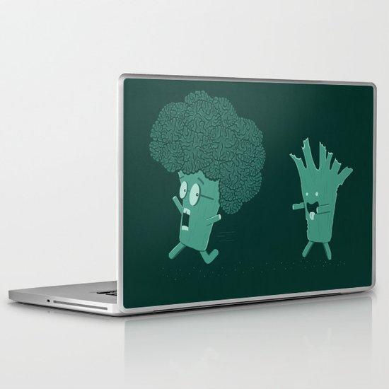 So Many Brains! Laptop & iPad Skin