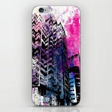 Ciudad #1 iPhone & iPod Skin