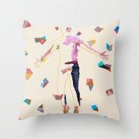 Midsumma Throw Pillow