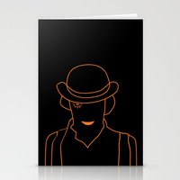 Mr. DeLarge Stationery Cards