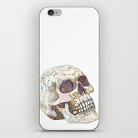 iPhone & iPod Skin featuring A Fellow of Infinite Jest by Martin Whelan