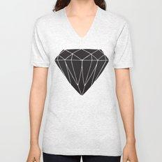 Diamonds are forever Unisex V-Neck