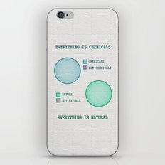 Everything Is.. iPhone & iPod Skin