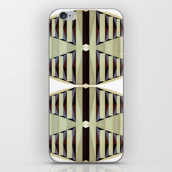 The Love Inside iPhone & iPod Skin