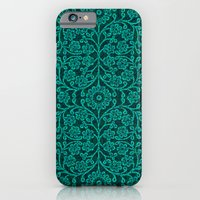 iPhone & iPod Case featuring ANCIENT FLORA by Wagner Campelo