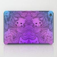 Shades of Cat iPad Case