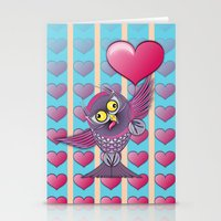 We All Need Love Stationery Cards