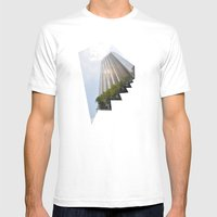 The Shrine Mens Fitted Tee White SMALL
