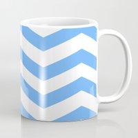 Chevron Lines  Mug