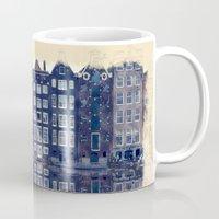 Amsterdam Watercolor And Sketch Mug