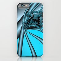 iPhone & iPod Case featuring Steel Solice by Christy Leigh