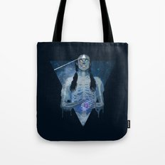 Brain Damage Tote Bag