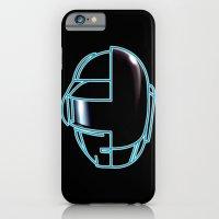 iPhone & iPod Case featuring Daft Punk by Jason Michael