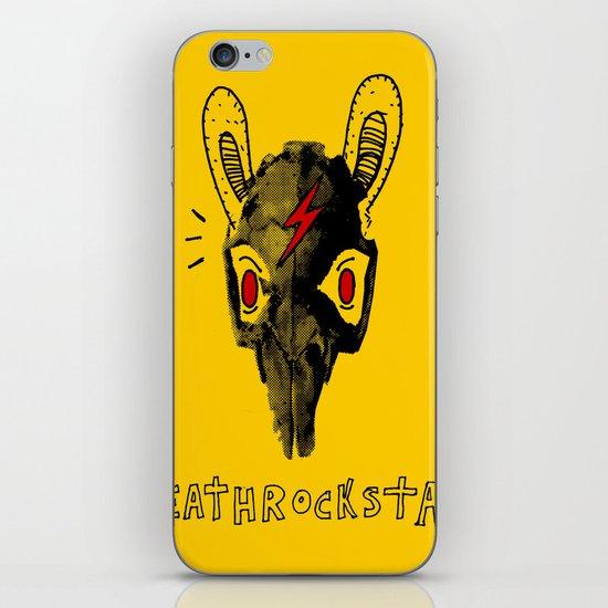 Rabitt Skull iPhone & iPod Skin