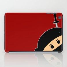 Ninja at Sunset iPad Case