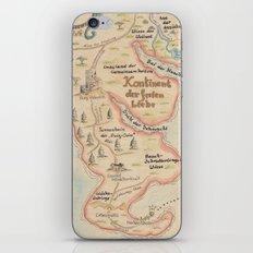Die Welt Der Liebe iPhone & iPod Skin