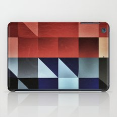 :: geometric maze IX :: iPad Case