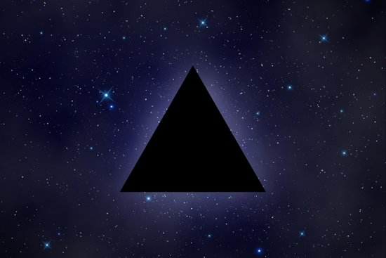 Wayfaring Triangle Art Print