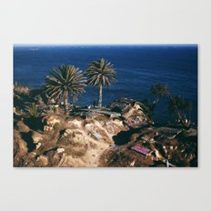 sunken city Canvas Print