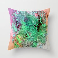 things Throw Pillow