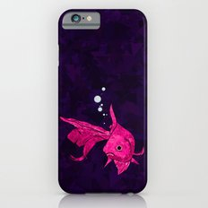 A fish! A fish! A fishy... OH!! iPhone 6s Slim Case
