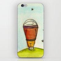 Chocho iPhone & iPod Skin