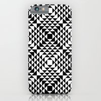 iPhone & iPod Case featuring Geometric Tribal by Martin Isaac