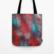 Tropical Tremolo Tote Bag