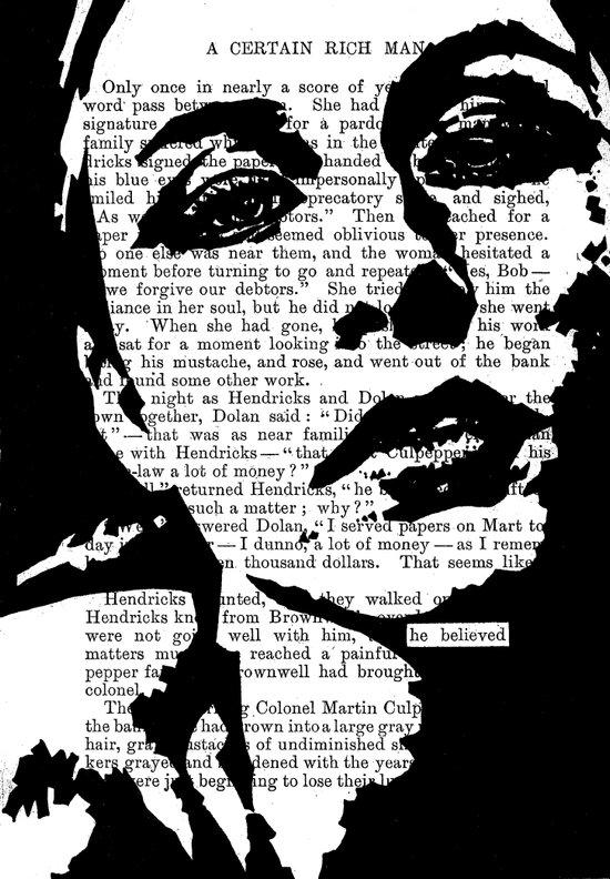 He Believed  Art Print