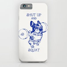 Frenchie Squat Slim Case iPhone 6s