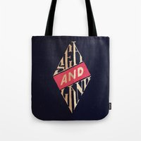 Sea And Land Tote Bag