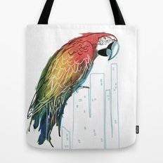 Polly in the City Tote Bag