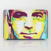 George Clooney iPad Case