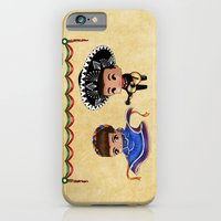 Mexican Chibis iPhone 6 Slim Case