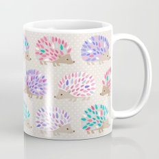 Hedgehog polkadot Mug