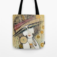 Boucle D'or Tote Bag